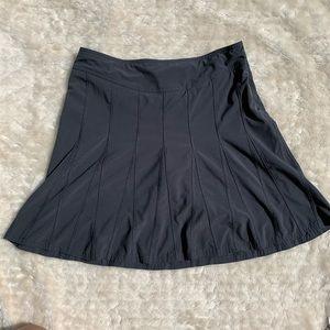 Athleta women's skirt gray size 8